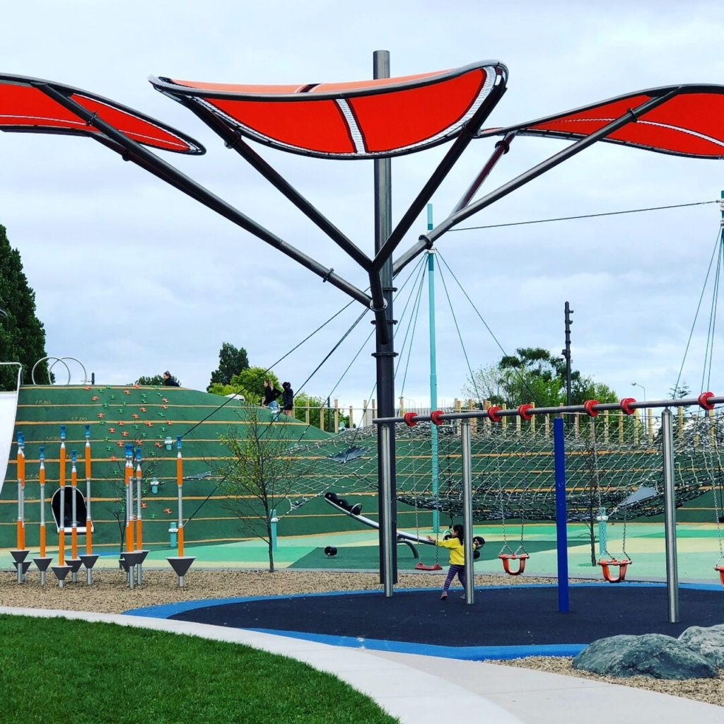 margaret mahy playground christchurch nz