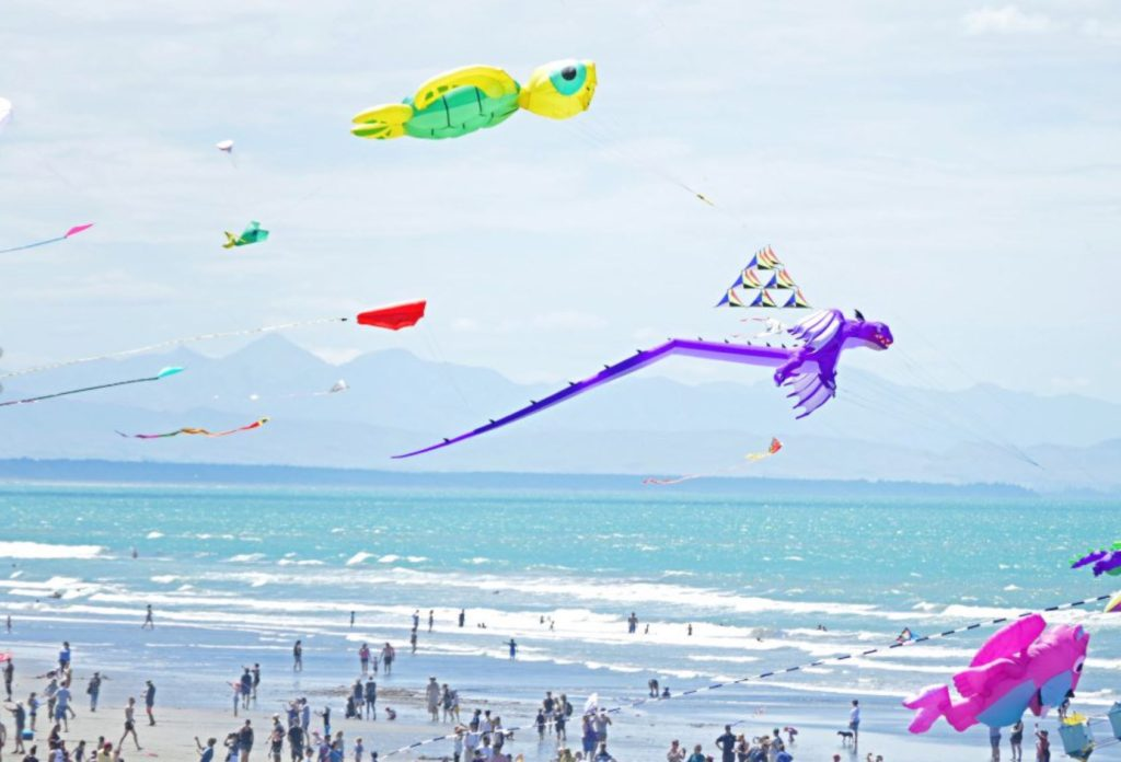 Kite Day Christchurch 2019