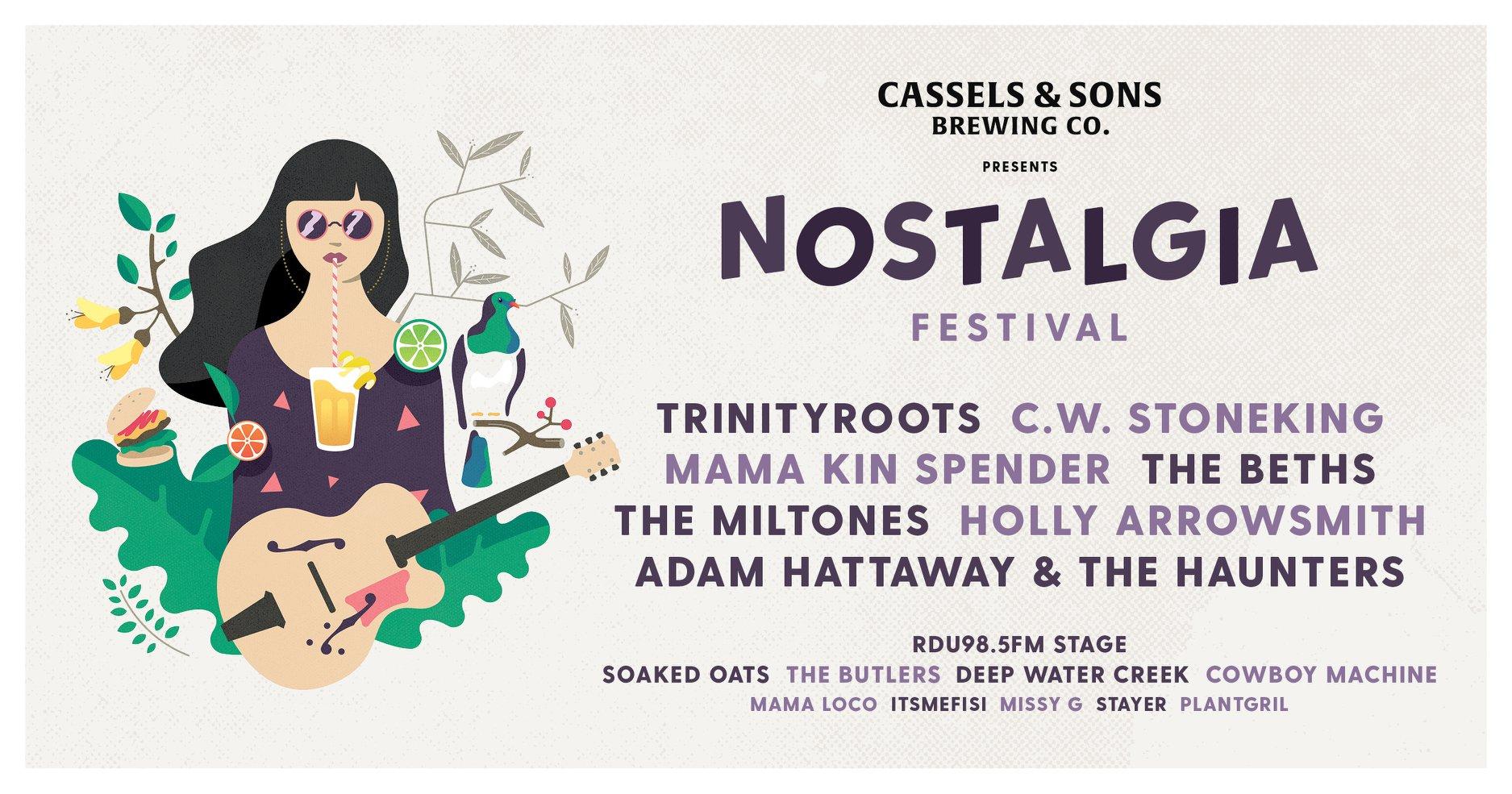 nostalgia festival ferrymead 2019