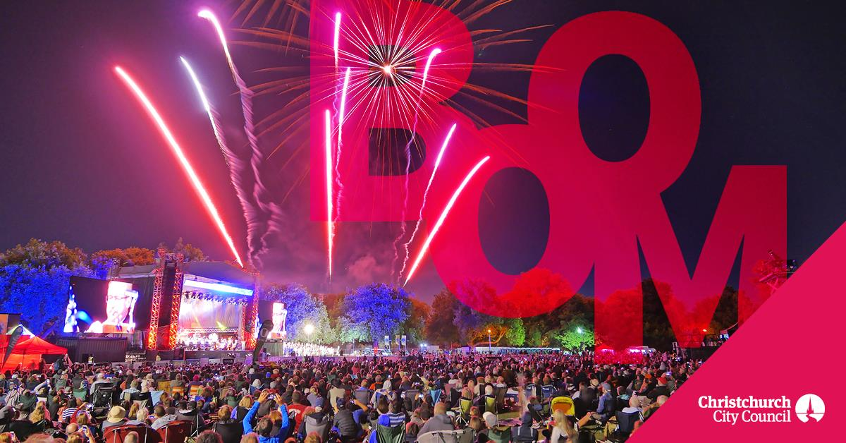 sparks in the park christchurch 2019