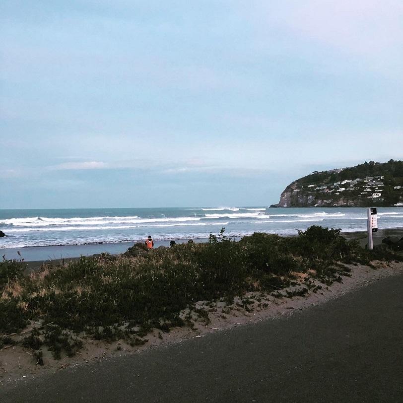 sumner beach Christchurch